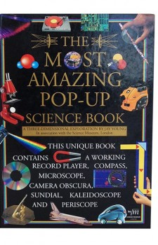 Most Amazing Science Book