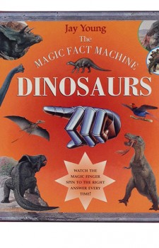 Small Magic Fact Machine – Dinosaurs