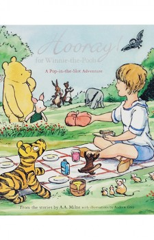 Hooray for Winnie the Pooh