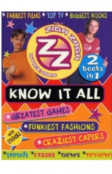 Ziga-Zaga Organiser / Knowitall