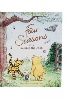 Winnie the Pooh – four seasons